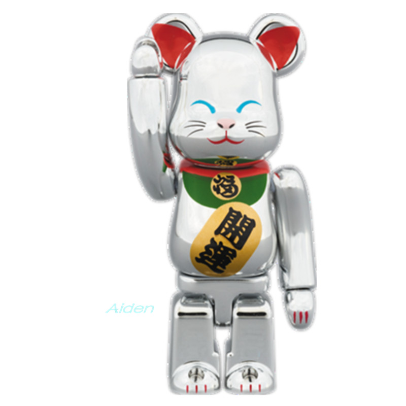 3 Bearbrick Gloomy Kaws BB Be@rbrick 100% Original Fake BASIC Lucky Cat Street Art PVC Action Figure Model Toy BOX 7CM Z6773 Bearbrick Gloomy Kaws BB Be@rbrick 100% Original Fake BASIC Lucky Cat Street Art PVC Action Figure Model Toy BOX 7CM Z677