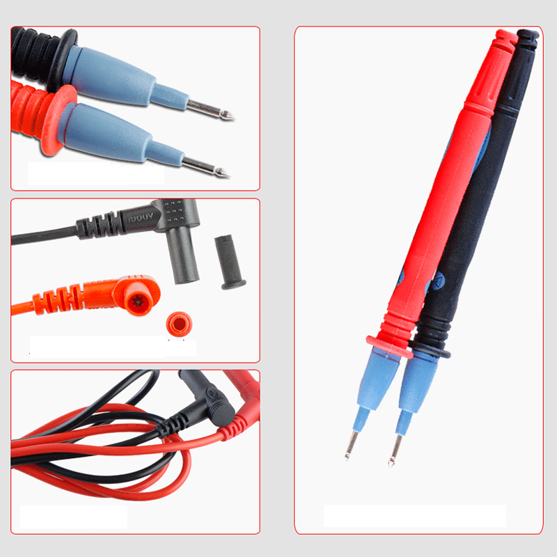 US SHIP Digital Multimeter Multi Meter Test Lead Probe Cable For VC97 VC99