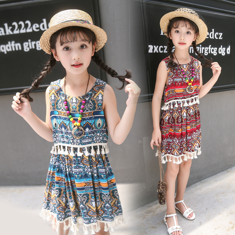 2018 Summer Fashion Cute Newborn Baby Girls Kids Clothes Sleeveless Tassels Romper Jumpsuit Cotton Sunsuit Beach Outfit Clothing newborn baby backless floral jumpsuit infant girls romper sleeveless outfit