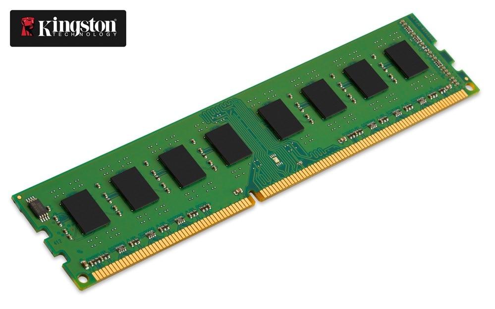 Kingston Technology Système Spécifique Mémoire 4 GB DDR3 1333 MHz, 4 GB, 1x4 GB, DDR3, 1333 MHz, 240-pin DIMM, Vert