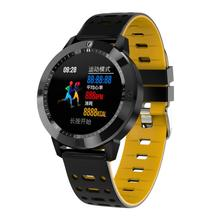 New CF58 smart watch 1.3 inch color screen 3D dynamic UI interface health monitoring sports fashion bracelet
