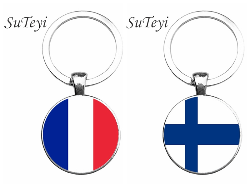 Union Jack Flag London Keyring Keychain Nail Clipper Bottle Opener Souvenir Gift