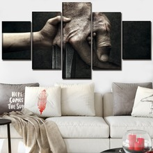 Modular Unique Artwork 5 Panel Movies Logan Painting Modern Wall Art Home Decor Bedroom On Canvas Printg Type Poster