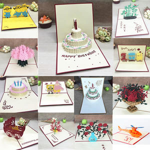 Top 10 3d paper greetings list sweet made greeting cards paper 3d laser cut invitations m4hsunfo