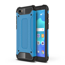 For Huawei Y5 2018 case cover Y 5 2018 funda New Luxury Shockproof bumper protect For Huawei Y5 Prime 2018 case back cover coque