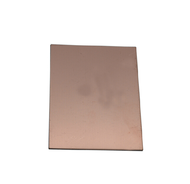 PCB double  Side Copper Clad plate DIY PCB Kit Laminate Circuit Board 10x15cm