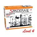 Venda quente Nível 4 Spacerail DIY Toy O Melhor Presente para Criança ou Adulto N °: 231-4