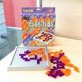 Бесплатная доставка Гладиатор Blokus Стратегии Стандартная Площадь Сетки Настольные Игры Развивающие Игрушки puzzle игрушки настольная игра для детей