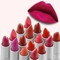 1 pc Brilhante Batom Cor de Maquiagem Beleza Para As Mulheres Rosa Bebê Lábios Fosco Presente Cosméticos Lip Balm Batom À Prova D' Água Senhoras maquiagem
