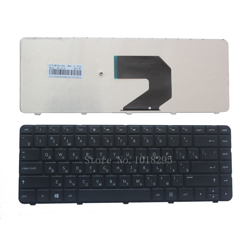 RU Para HP CQ45-m03TX m01TU m02TU m01TX m05TX m02TX CQ431 CQ435 CQ436 635 655 650 630 636 CQ430 R15 CQ58 teclado Do Laptop russa