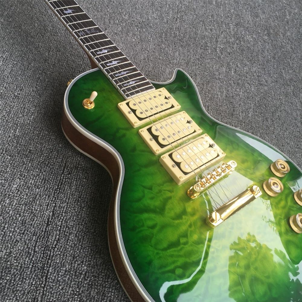 style Ace frehley signature guitar, custom shop quality Ace frehley ...