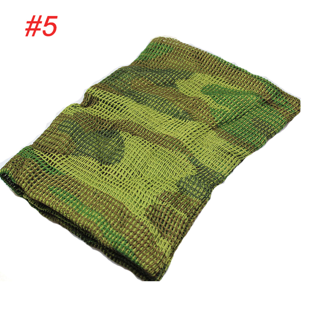 US $70 0 |Military camo Tactical Airsoft Scarf Face Veil For Hunting scrim  scarf Sniper Head Neck Neckerchief Polyester Baumwolle 190*90cm-in Scarves