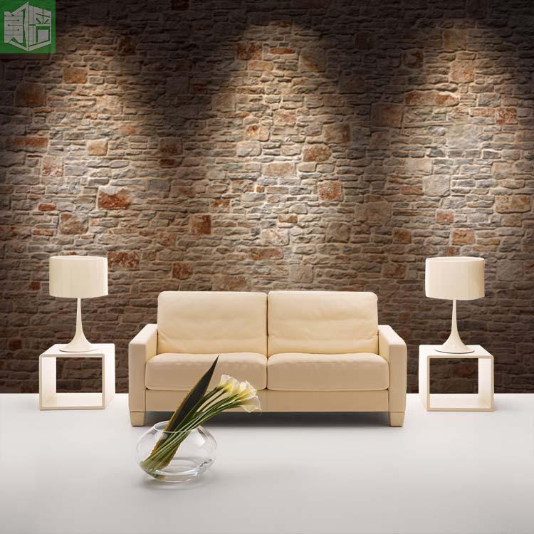envo gratis imitacin piedra pared tv pared del ajuste pared del saln de pintura simple piedra