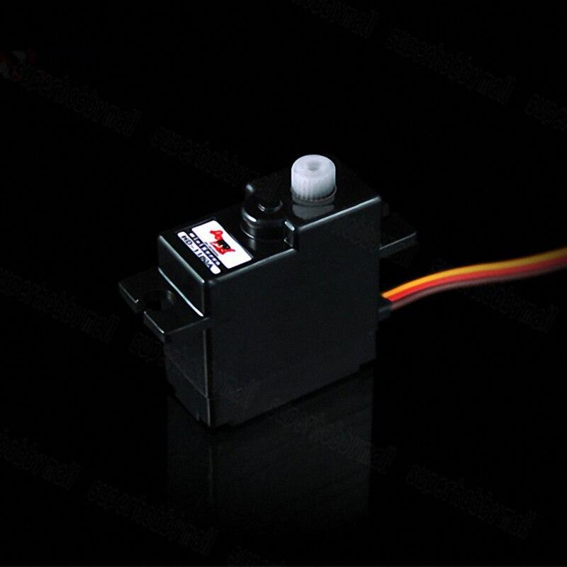 Power HD-1160A 3 KG 16g Hohe Drehmoment Mini Servo Kompatibel mit Futaba/JR