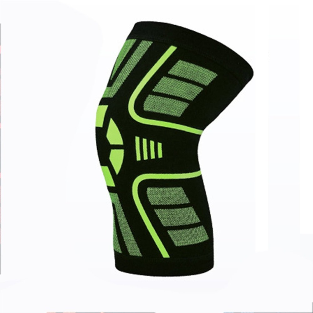Protective Knee Sleeve Braces Kneepad Support Protect Elastic Knee Pad Warm Sleeve For Fitness Running Cycling Gym Sports
