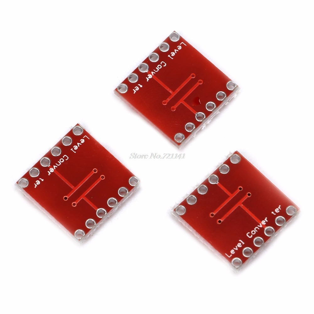 5 Sets 4 Channel Bi Directional Logic Level Shifter Converter 33v Circuit 5v Logics In Integrated Circuits From Electronic Components Supplies On