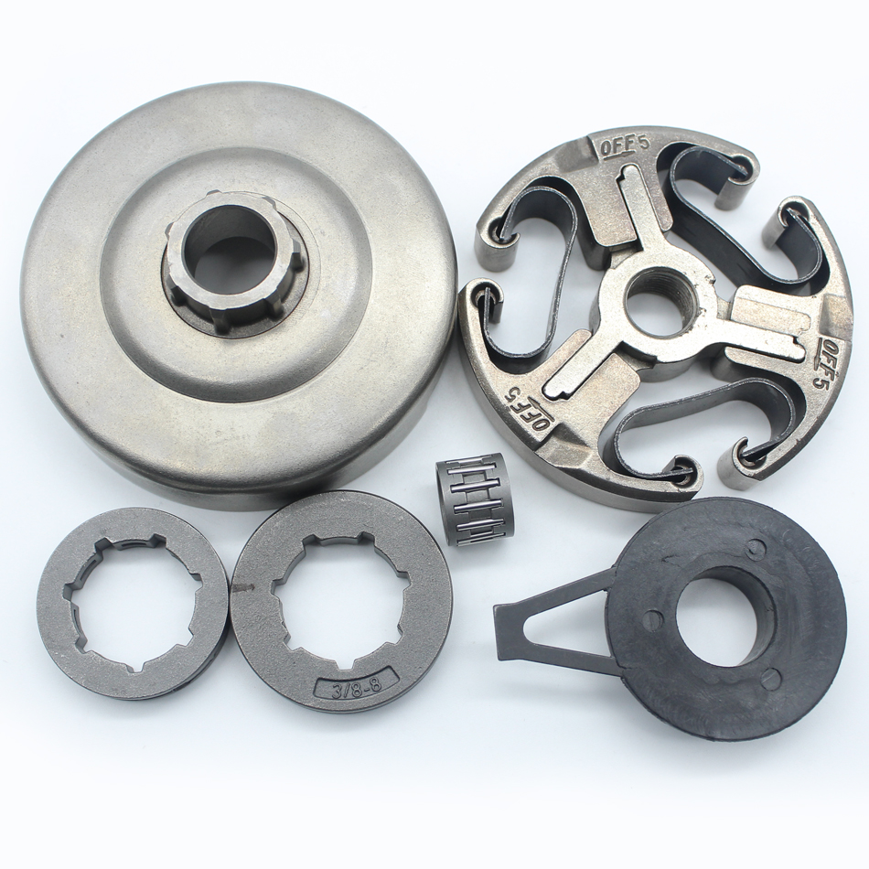 Clutch Drum Worm Gear Needle Bearing Kit For Husqvarna Xp Chainsaw Parts