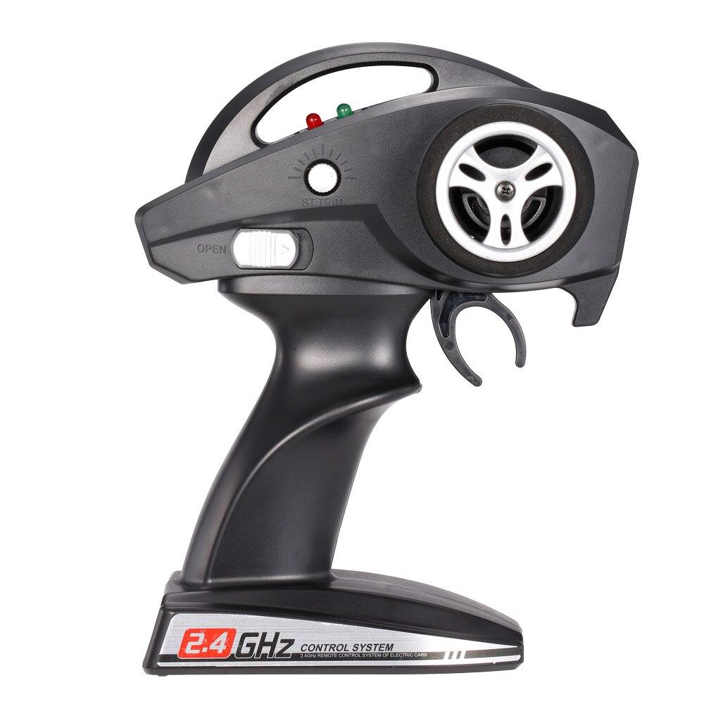 Jouet RC pour enfants adultes Q39 2.4G 4WD 1:12 39 CM grande taille 40-50 KM/H radiocommande haute vitesse désert voiture de cross-country vs 12891 - 4