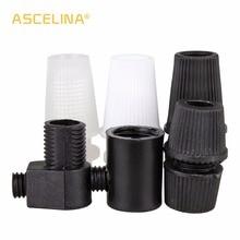 ASCELINA, 5 шт./лот, кабельный ввод, гибкий держатель лампы, зажим, зажим для кабеля, линия, пряжка, разъем для провода, аксессуары для лампы