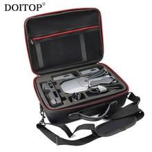 Doitop Drone сумка для DJI Mavic Pro Сумка Чехол протектор ЕВА Водонепроницаемый Портативный коробка для хранения В виде ракушки Сумочка для Mavic pro