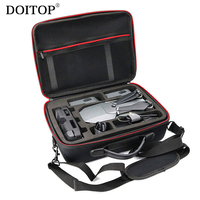 DOITOP Drone Bag For DJI MAVIC Pro Shoulder Bag Case Protector EVA Waterproof Portable Storage Box