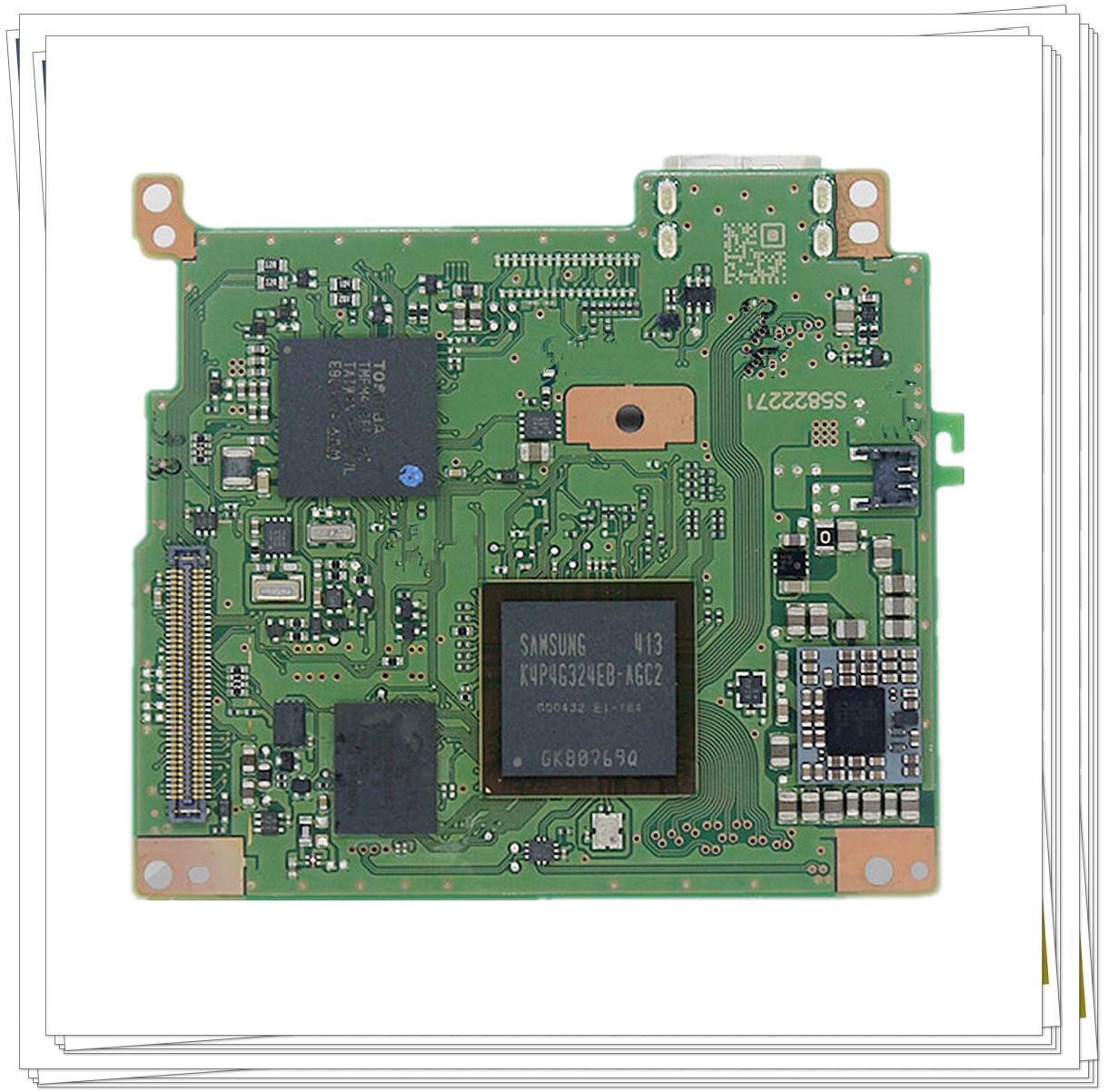 где купить free shipping original D5500 motherboard for nikon D5500 mainboard D5500 Main board DSLR camera repair parts по лучшей цене