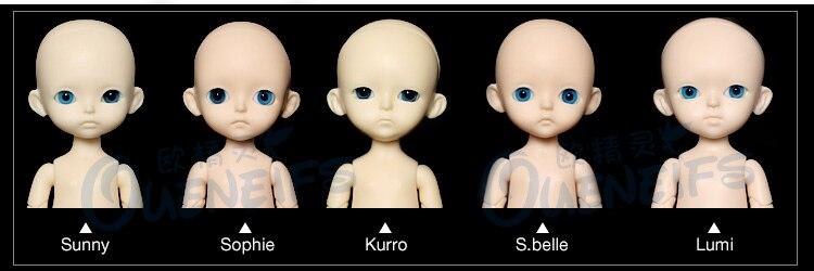 poupées AFN vêtements Pukifee 30