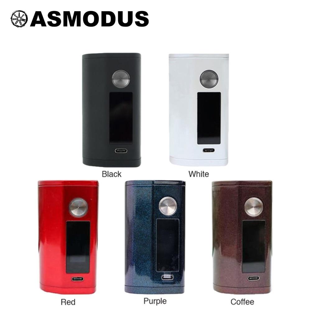 Original 200W Asmodus Minikin 3 Touch Screen Box MOD W/ GX-200-UTC Chip No 18650 Battery