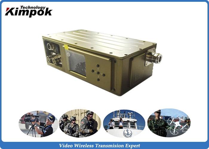 Transmițător video mobil COFDM Transmisor digital de transmisie - Camera și fotografia