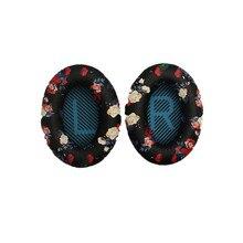 High Quality 21 Type Foam Ear Pads Cushions for BOSE QC25 QC15 QC2 AE2 Headphones Earpad 10.23 new ear pads for bose quietcomfort15 qc2 qc15 ae2 qc25 headphones replacement earpad high quality earmuff yw