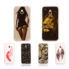 Cartoon Soft TPU font b Case b font Rubber Silicon For font b HTC b font
