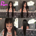 7A Cheap Brazilian Lace Front Human Hair Wigs With Baby Hair Silky Straight Glueless Full Lace Human Hair Wigs For Black Women