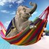 1 Set Portable 150 Kg Load Bearing Outdoor Garden Hammock Hang Bed Travel Camping Swing Survival