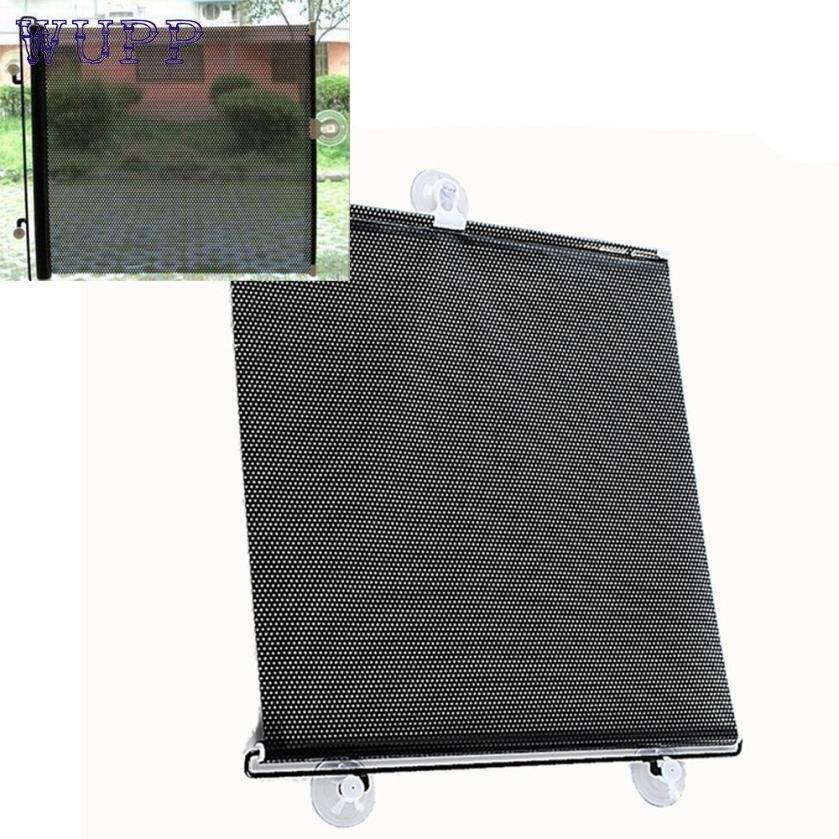 new arrival retractable car auto auto sun shade block windshield rear rear. Black Bedroom Furniture Sets. Home Design Ideas