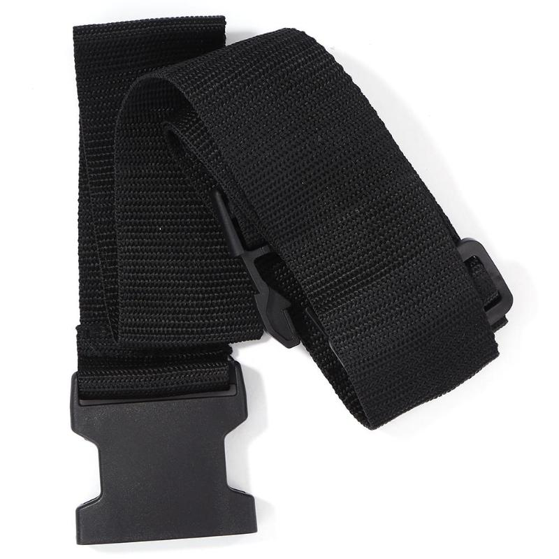 1m/3.28ft 600D Oxford Cloth Adjustable Tool Bag Belt Strap Waist Pouch Accessories Tool Bag Belt
