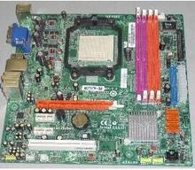 motherboard MCP61PM-GM REV 2.2 15-V06-012200 socket AM2 DDR2 chipset C61 well tested working