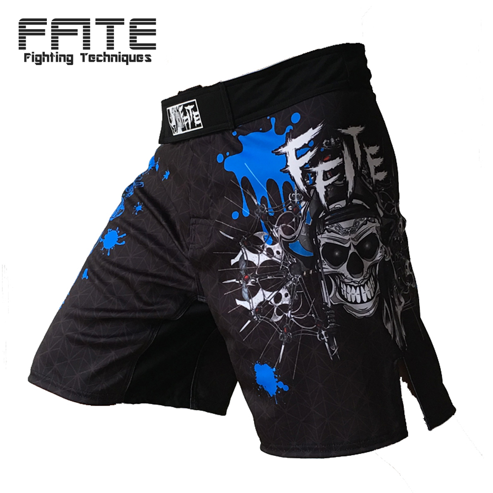FFITE boxing pants MMA fitness men shorts Fight cheap Short black KickBoxing MuayThai training thai boxing shorts mma Trunks rollho mma shorts men s kick boxing trunks mma shorts fitness gym bjj shorts mma combat training board short mma