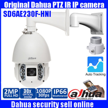 Original dahua 2Mp DH-SD6AE230F-HNI 30x Network IR Ultra-smart Series Camera Auto tracking PTZ and IVS PTZ Camera SD6AE230F-HNI