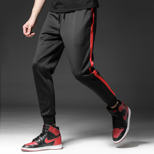 Hip Hop High Street Brand Spring 2019 Casual Pants Men Sweat