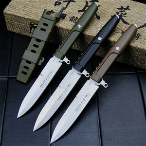 Image 4 - Extrema Ratio Vaste Mes Sharp Duurzaam Outdoor Camping Jacht Survival Tactical Straight Messen Edc Tool Carrying Jas