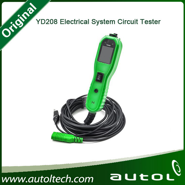 ФОТО New Arrival Circuit Tester Autek YD208 Auto Electrical System Diagnostic Tool