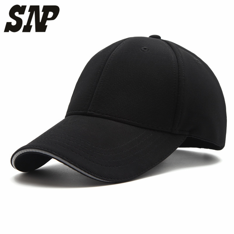 SNP Male baseball cap  for women men snapback hats with straight visor men's women's  casquette  dad gorras black baseball caps 2016 new new embroidered hold onto your friends casquette polos baseball cap strapback black white pink for men women cap