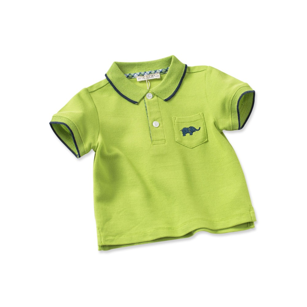 1c0d61524 DB2636 dave bella summer baby boys cotton polo shirts infant clothes ...