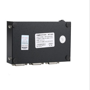 Image 5 - MT VIKI DVI ספליטר מפיץ וידאו שיתוף 2 יציאת 1 קלט כדי 2 פלט מרובה HDTV צג סינכרו תצוגת MT DV2H