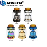 Original Aspire Triton 2 Tank Atomizer 3ml E Liquid Capacity Adjustable Airflow Ecig Cartomizer With Clapton