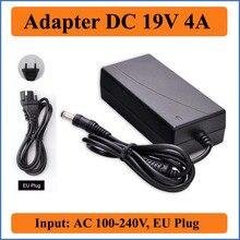19 в 4.74A ЕС вилка AC DC адаптеры 90 Вт AC универсальные зарядные устройства для acer ASUS DELL Thinkpad lenovo sony Toshiba samsung ноутбука