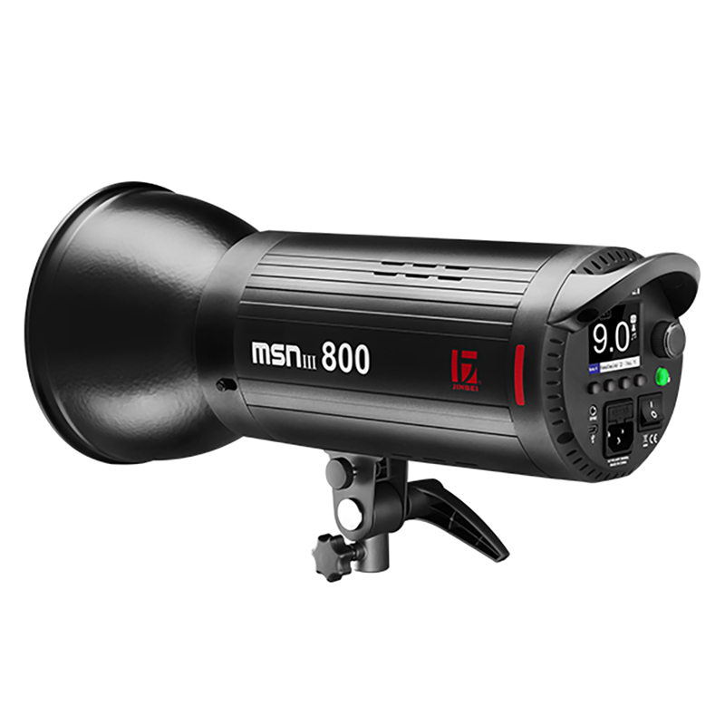 JINBEI MSNIII-800 HSS Flash da Studio
