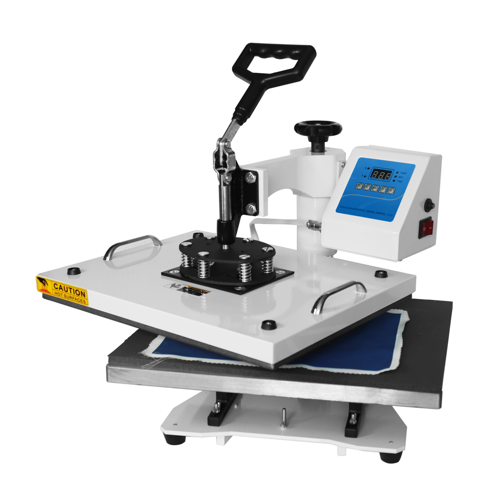 New Multifunctional 8 in 1 Heat Press Transfer Sublimation Press Machine 8 in 1 for Mug Cap Plate T shirt Printing Machine