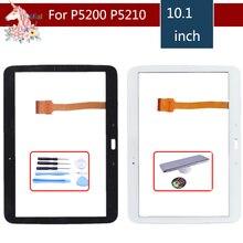 Original 10.1″ For Samsung Galaxy Tab 3 GT-P5200 GT-P5210 P5200 P5210 Touch Screen Digitizer Panel Sensor Replacement