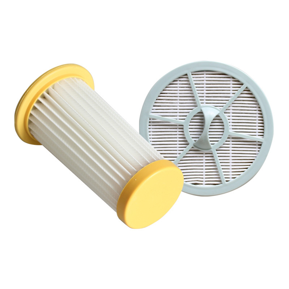 Vacuum Cleaner Accessories Hepa Dust Filter &Air Outlet Filters for Philips FC8208 FC8250 FC8260 FC8262 FC8264 Cleaner Parts 1 set vacuum cleaner parts filters hepa filter fc8630 air outlet filter for philips fc8672 fc8670 fc8471 8472 8474 fc8633 fc9320